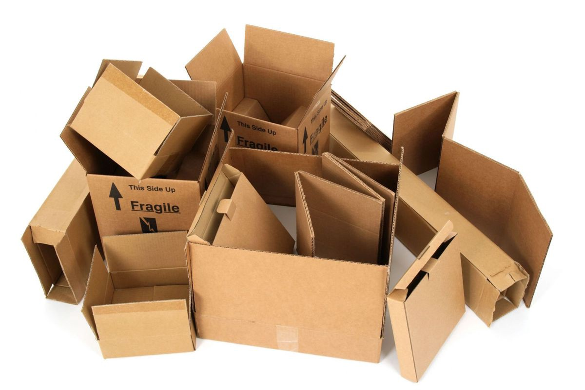Four Environmental Benefits of Recycling Your Cardboard