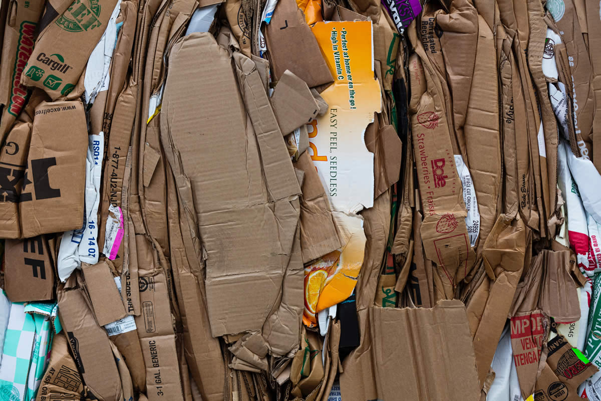 Ways to Recycle Commercial Cardboard Waste