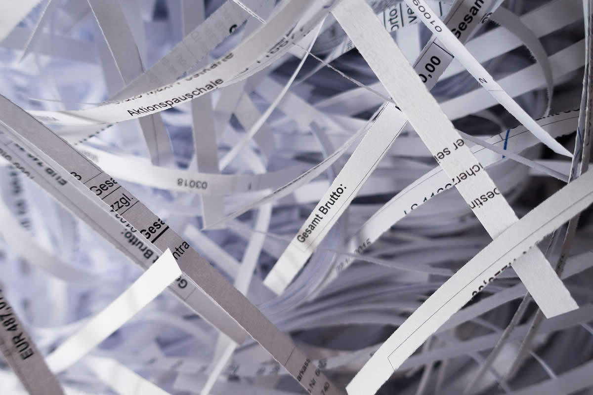 3 Ways Certified Document Shredding in Orlando Can Help You Save Money
