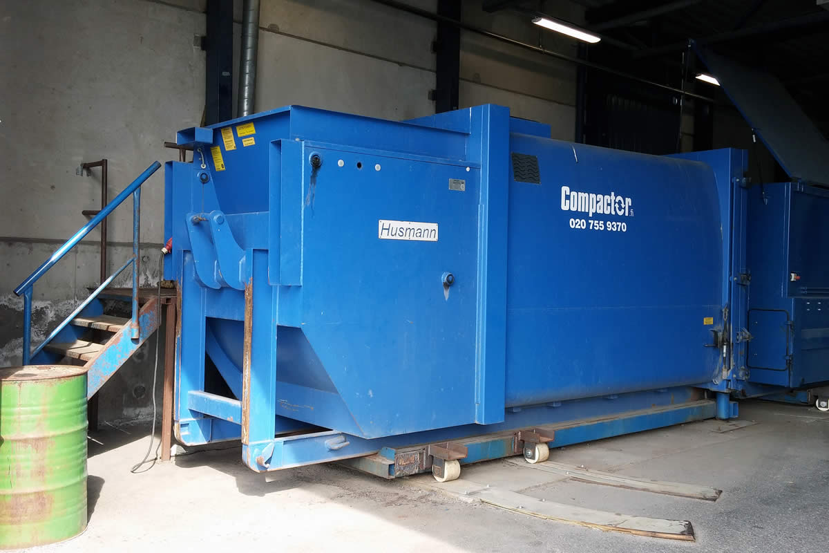 Compactor maintenance guide