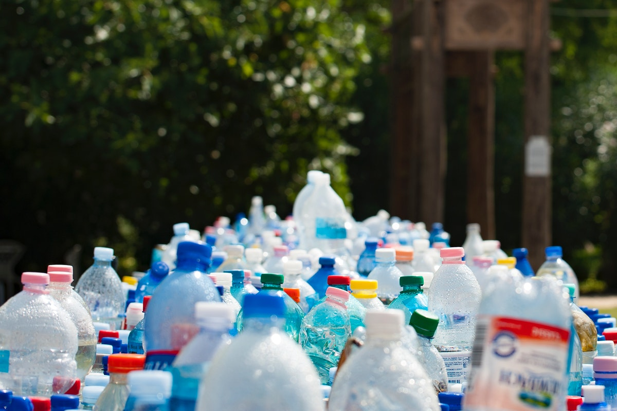 Four Facts about Plastic Recycling