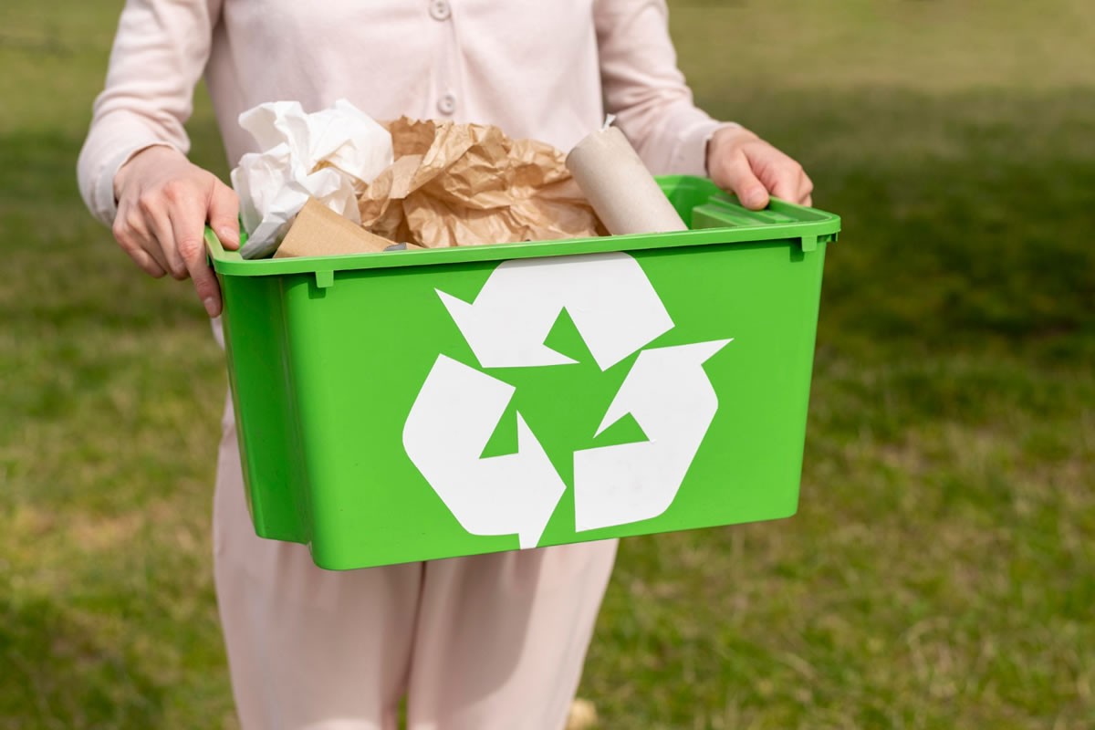 Four Things You Should Know When You First Start Recycling