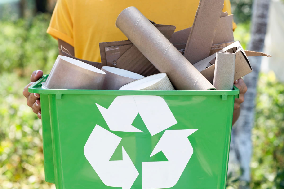 Five Simple Tips to Increase Recycling in Your Home