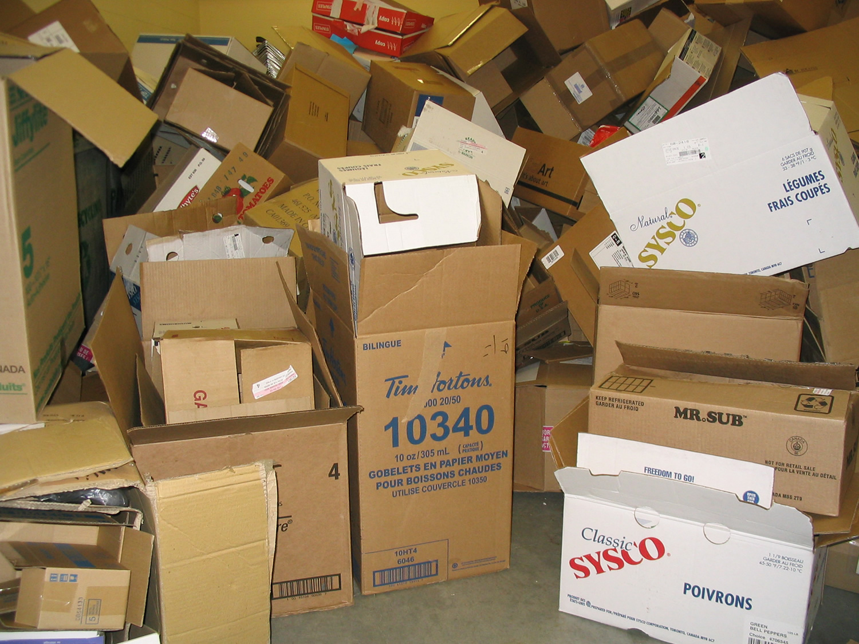 Cardboard Recycling Orlando Recycling